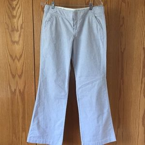 Old Navy trousers.
